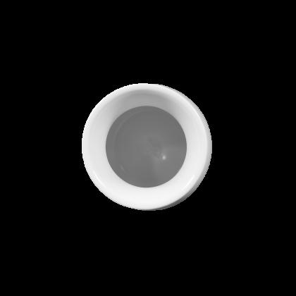 Rondo Vase weiß
