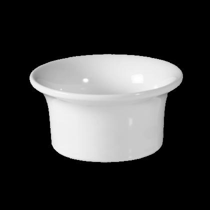 Buffet-Gourmet Schale rund 5165 9 cm weiß