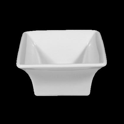 Buffet-Gourmet Schale 5180 10x10x5 cm weiß