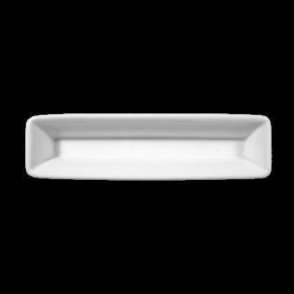 Buffet-Gourmet Schale 5140 5x20 cm weiß