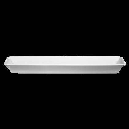 Buffet-Gourmet Schale 5140 5x30 cm weiß