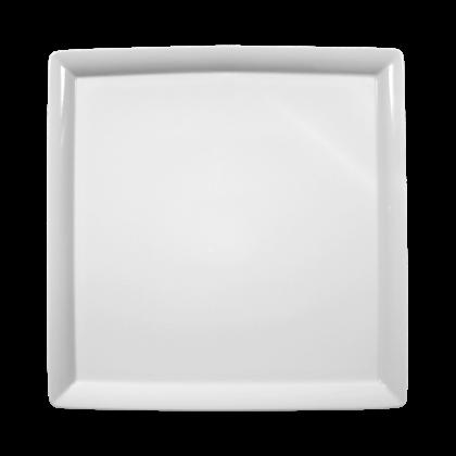 Buffet-Gourmet Platte 5140 35x35 cm weiß