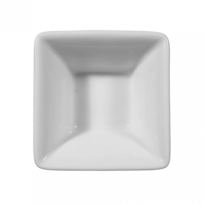 Buffet-Gourmet Schale 5140 6x6 cm weiß