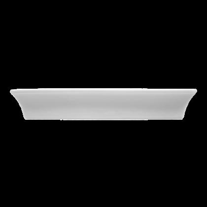 Buffet-Gourmet Schale 5140 10x20 cm weiß