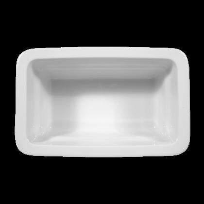 Buffet-Gourmet GN-Behälter 1/6 1402/106 weiß