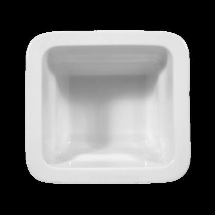 Buffet-Gourmet GN-Behälter 1/6 1402/116 weiß