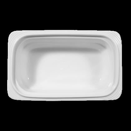 Buffet-Gourmet GN-Behälter 1/4 5020/104 weiß