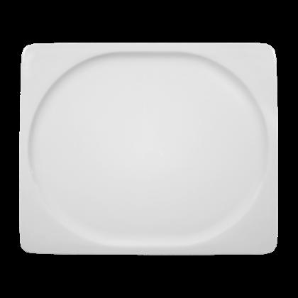 Buffet-Gourmet GN-Platte 5120-1/2 weiß