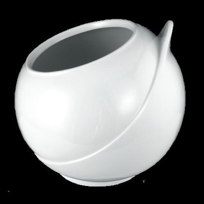 Buffet-Gourmet Unterteil zur Bowl 5120 3,5 l weiß