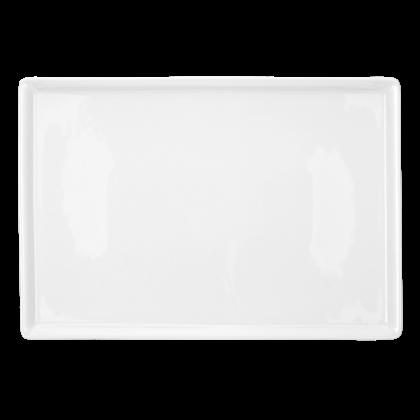 Buffet-Gourmet Platte 5170 32,5x22,4 cm weiß