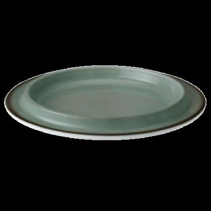 Fantastic Platte rund 5120 18 cm türkis