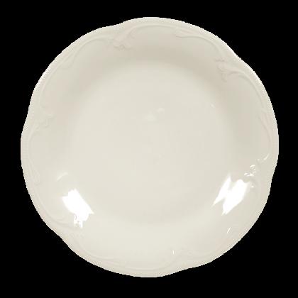 Rubin Speiseteller 25 cm Coup cream