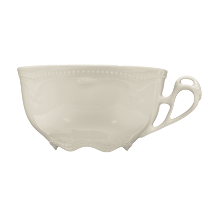 Rubin Teetasse 0,14 l cream
