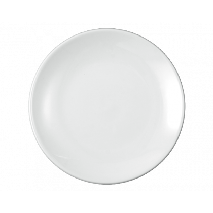 Modern Life Teller flach 15,5 cm weiß