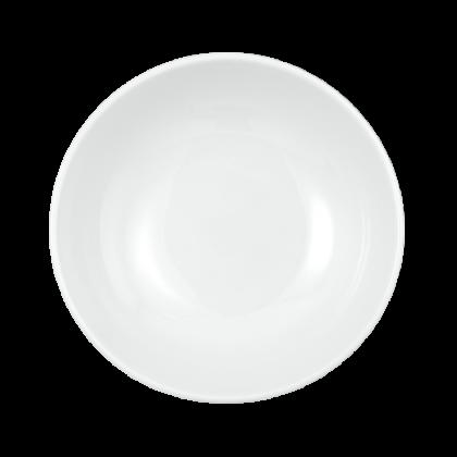 Modern Life Teller tief rund 14,5 cm weiß