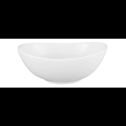 Modern Life Bowl oval 12 cm weiss