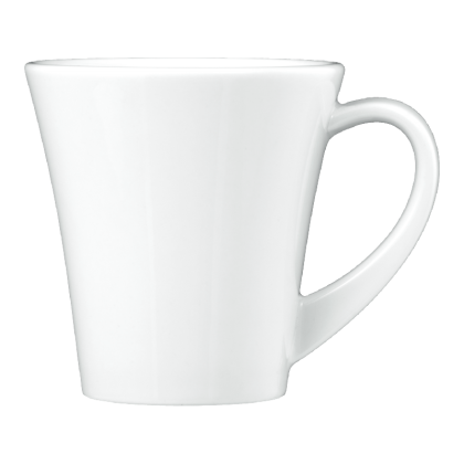 Modern Life Cappuccinotasse 0,25 l weiß