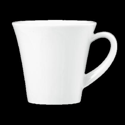 Modern Life Kaffeetasse 0,20 l weiß