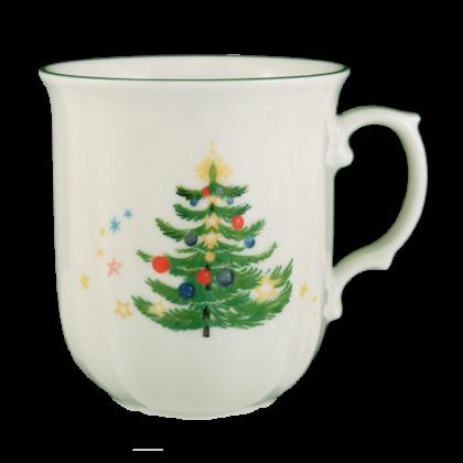 Marie-Luise Becher mit Henkel 0,25 l Weihnachten