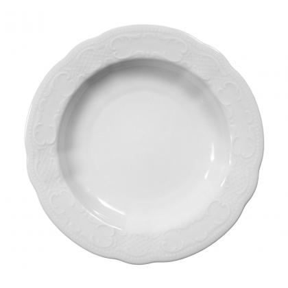Salzburg Salatteller 19 cm weiß