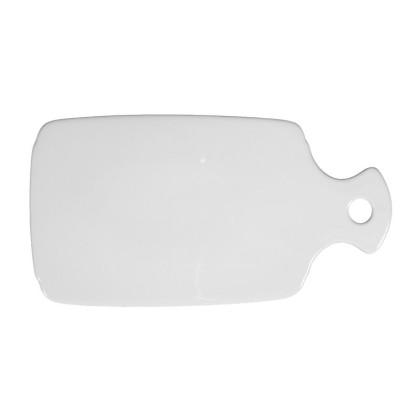 Compact Brotbrett 3001 27 cm weiß
