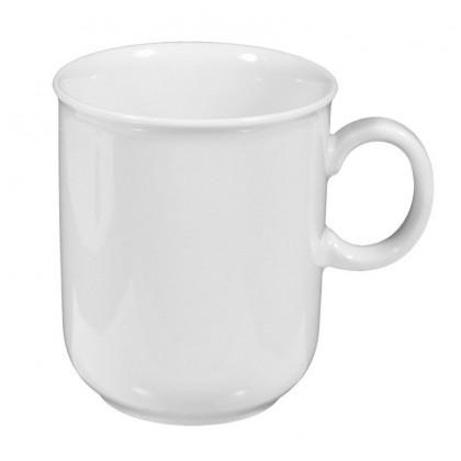 Compact Becher mit Henkel 0,25 l weiß