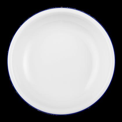 Compact Suppenteller 20 cm Blaurand