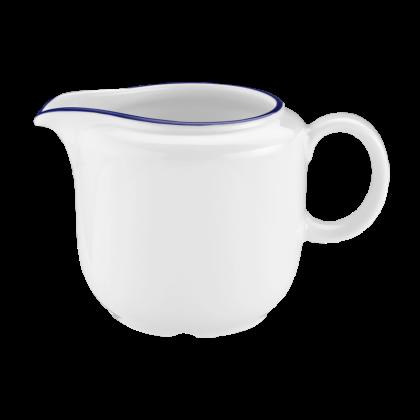 Compact Milchkännchen 6 Personen Blaurand