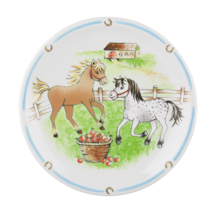 Compact Frühstücksteller 20 cm Mein Pony