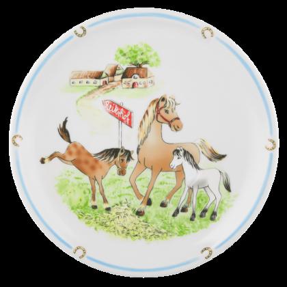 Compact Speiseteller 25 cm Mein Pony
