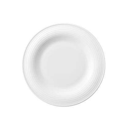 Beat Brotteller rund 17 cm weiß