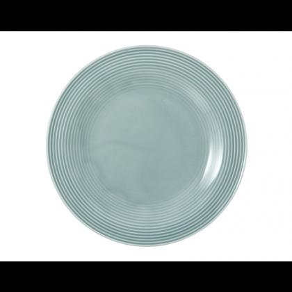 Beat Frühstücksteller rund 23 cm Color Glaze Arktisblau