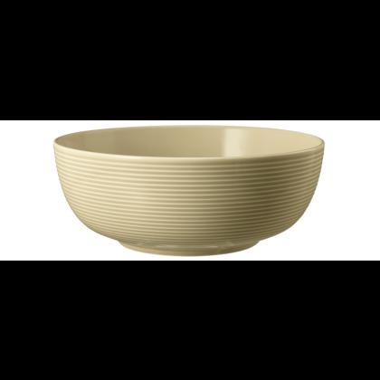 Beat Foodbowl 20 cm Glaze Sandbeige