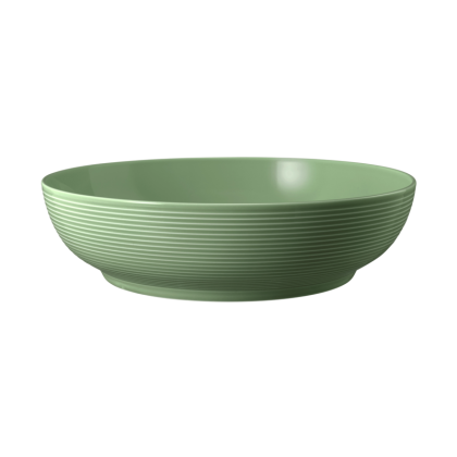 Beat Foodbowl 25 cm Glaze Salbeigrün