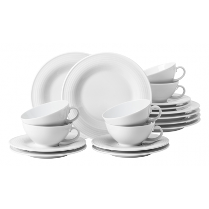Beat Teeservice 18-teilig BT klein weiß