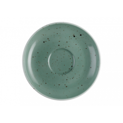 Coup Fine Dining Untertasse 15 cm Country Life petrol