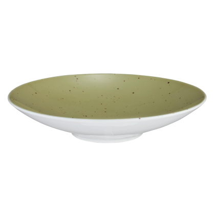 Coup Fine Dining Coupschale 26 cm Country Life oliv