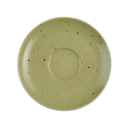 Coup Fine Dining Untertasse 16 cm Country Life oliv