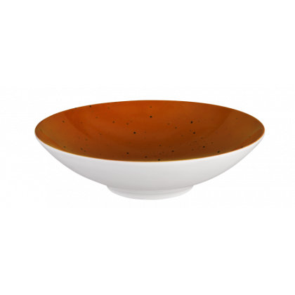 Coup Fine Dining Coupschale 20 cm Country Life terracotta