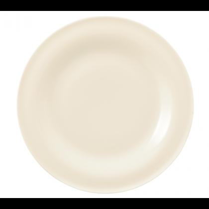 Medina Frühstücksteller rund 23 cm creme