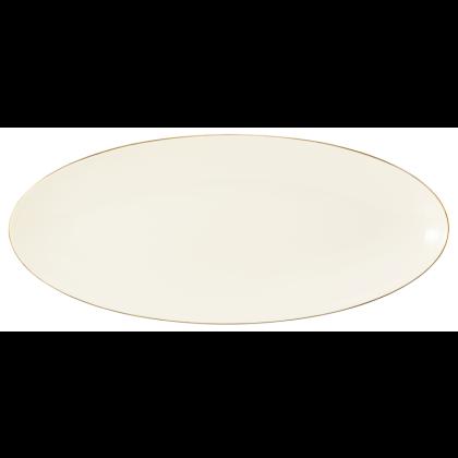 Medina Servierplatte 43x19 cm Gold