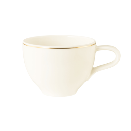 Medina Kaffeeobertasse 0,26 l Gold