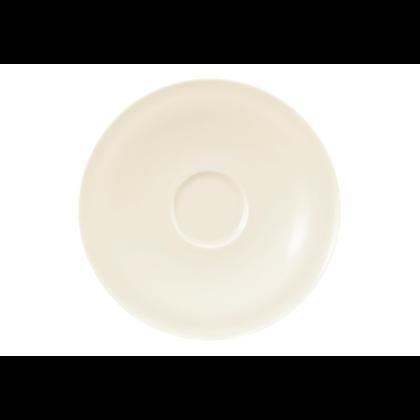 Medina Kombi-Untertasse groß 16,5 cm creme
