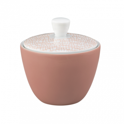 Life Zuckerdose 0,26 l Fashion Posh Rose