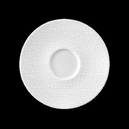 Life Kombi-Untertasse 13,5 cm Fashion Luxury White