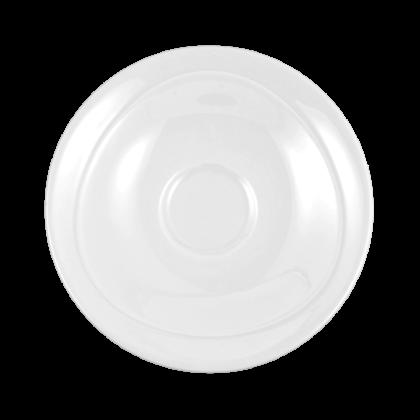 Trio Untertasse zur Teetasse 13 cm weiß