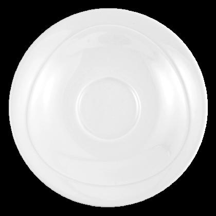 Trio Untertasse zur Frühstückstasse 17,5 cm weiß
