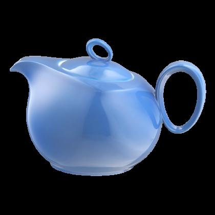 Trio Teekanne 1,30 l für 6 Personen Blau