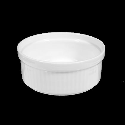 Lukullus Pastetennapf 12 cm weiß