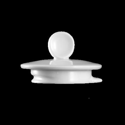 Mandarin Deckel zur Kaffeekanne 1 weiß